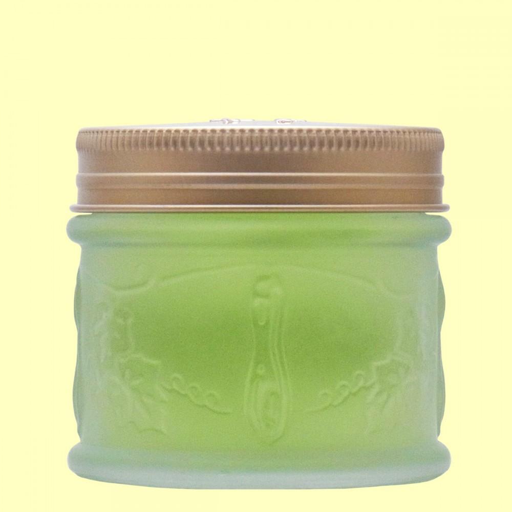 ヘチマコロンの透明クリーム(容器裏面)