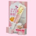 ビズビズ ネイル&キューティクルジェル ホワイトブーケの香り(斜め2)