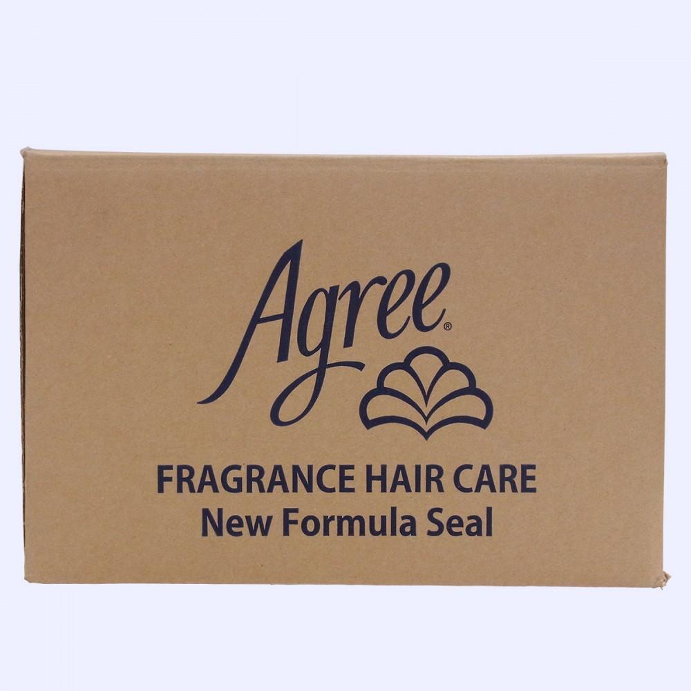 アグリー フレグランス コンディショナーD(特に傷んだ髪用) 外箱・正面