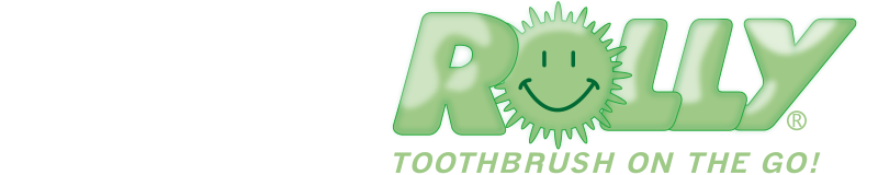 ROLLY® - TOOTHBRUSH ON THE GO! -