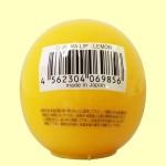 DARUMA LIP(だるまリップ) レモン(裏面)