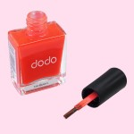 dodo(ドド) ネオンカラーネイル 10 オレンジ(俯瞰・開)