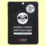 SNP アニマルフェイスマスク パンダ