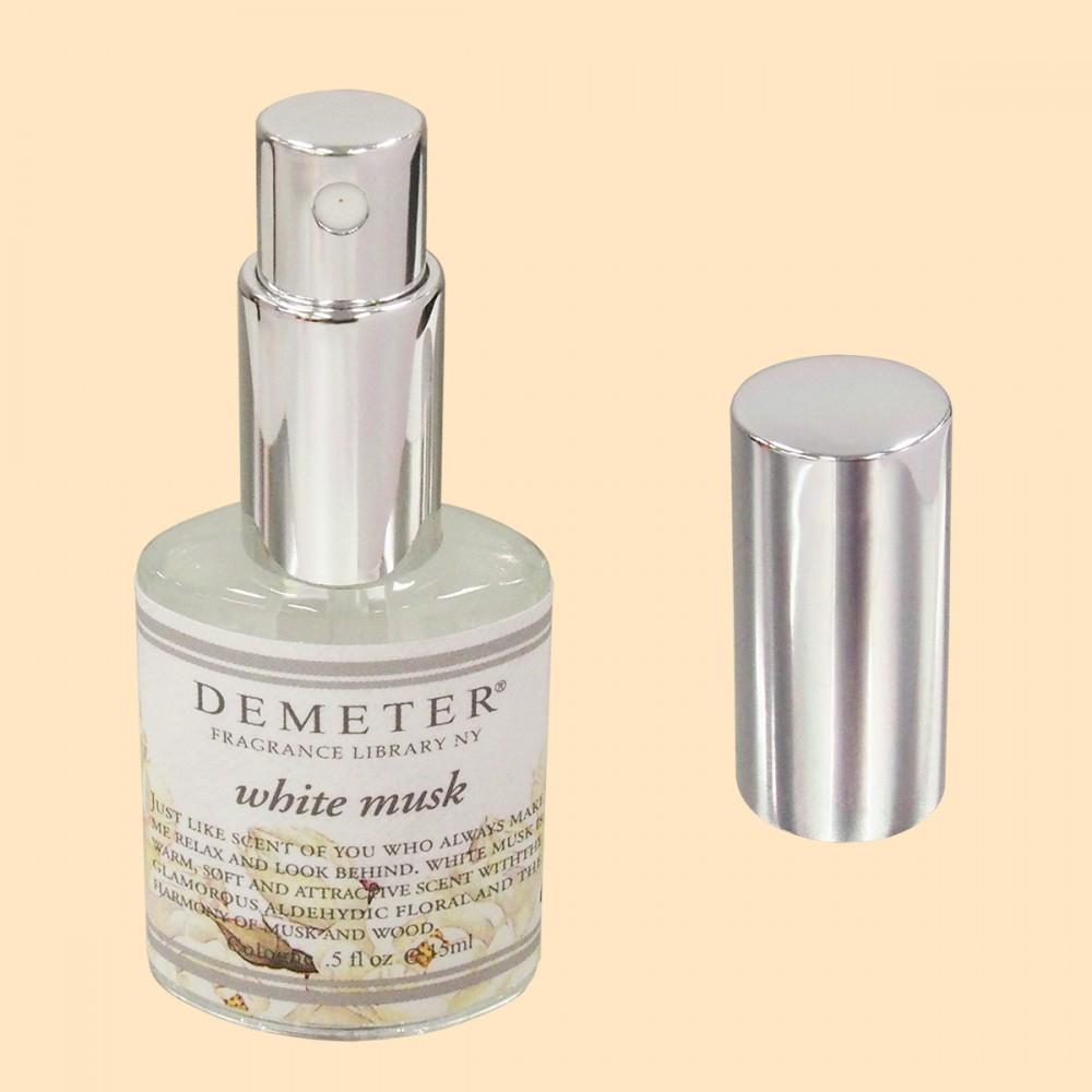 DEMETER®(ディメーター) ライトコロン〈ホワイトムスクの香り〉(容器・開)