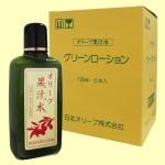 オリーブマノン グリーンローション(オリーブ果汁水)・6個セット