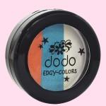 dodo(ドド) エッジィカラーズ EC60 ピーコックブルー(斜め)
