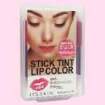 イッツスキン スティックティント リップカラー 02 ピンク(斜め)