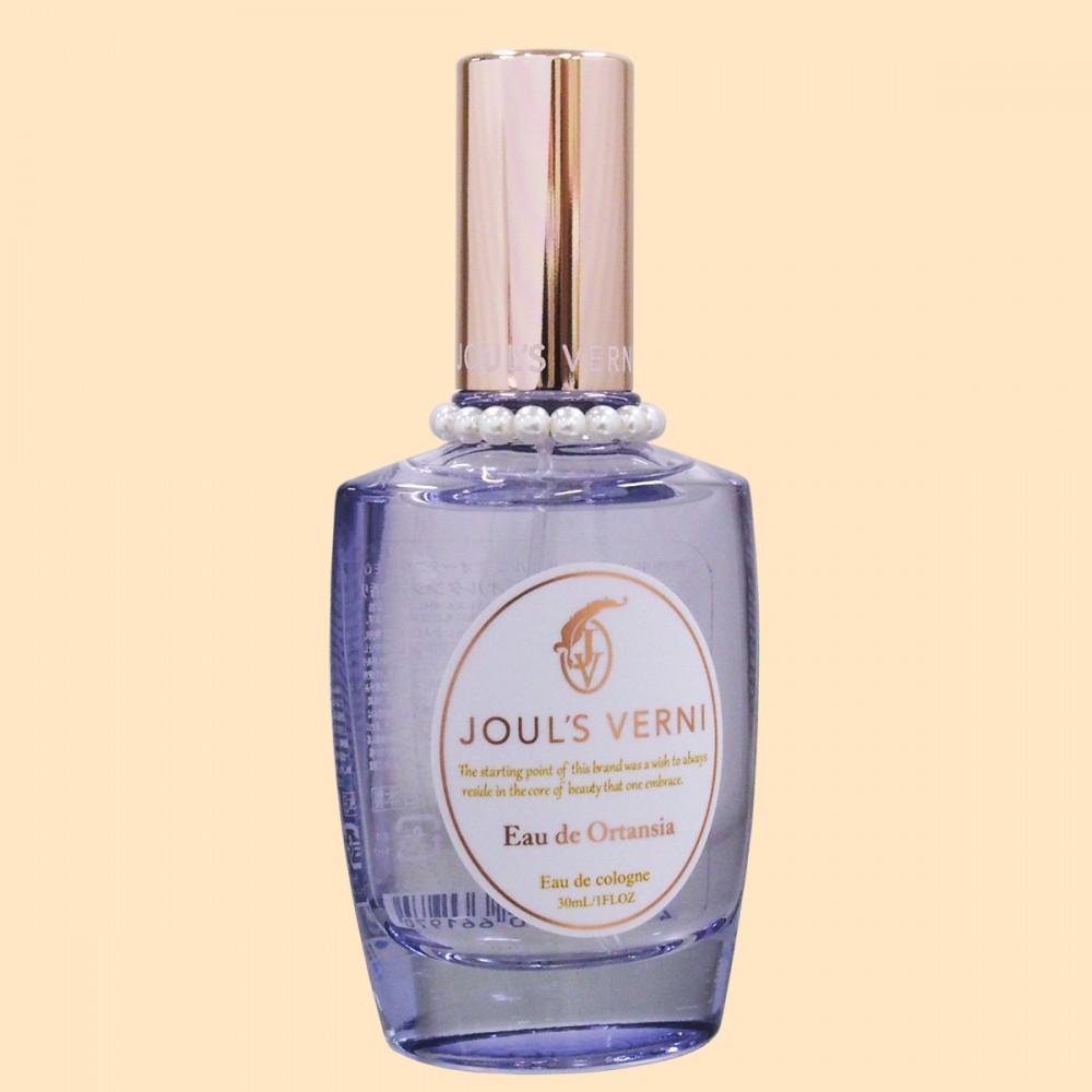 ジュール ベルニ フレグランスオーデコロン(オーデ オルタンシアの香り)・斜め