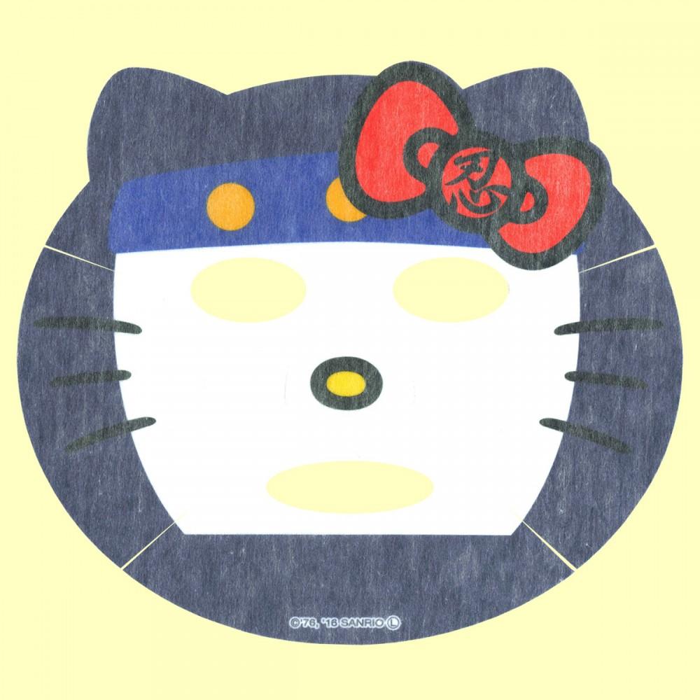 なりきりフェイスパック ハローキティ(忍者)・シート
