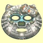 なりきりフェイスパック ハローキティ(ロボット☆トモクニ ゴトウ)・シート