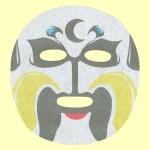 SNP 京劇フェイスマスク A(なめらか保湿)・マスク