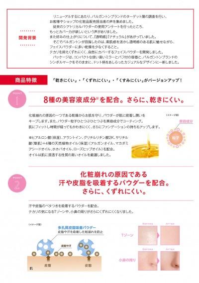 【規定書】パルガントン シアトリカルパウダーN(2)