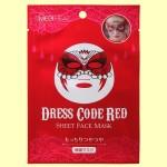 メディヒル フェイスマスク ドレスコード レッド