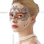 メディヒル フェイスマスク ドレスコード ブラック(使用イメージ)