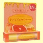 DEMETER®(ディメーター) ハニーリップバーム 〈ピンクグレープフルーツの香り〉(斜め)