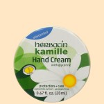 ハーバシン ハンドクリーム缶 無香料