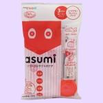 asumi(アスミ) ソフトコンタクトのケア 3回分