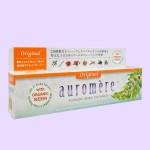オーロメア 歯磨き粉 オリジナル(斜め)