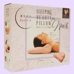 寝ながらリンクルケア美容枕(斜め)