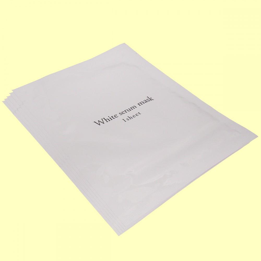 ホワイトセラムマスク 1枚入×5袋(内容)