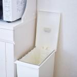 パワーバイオ ゴミ箱の臭いに(設置イメージ)