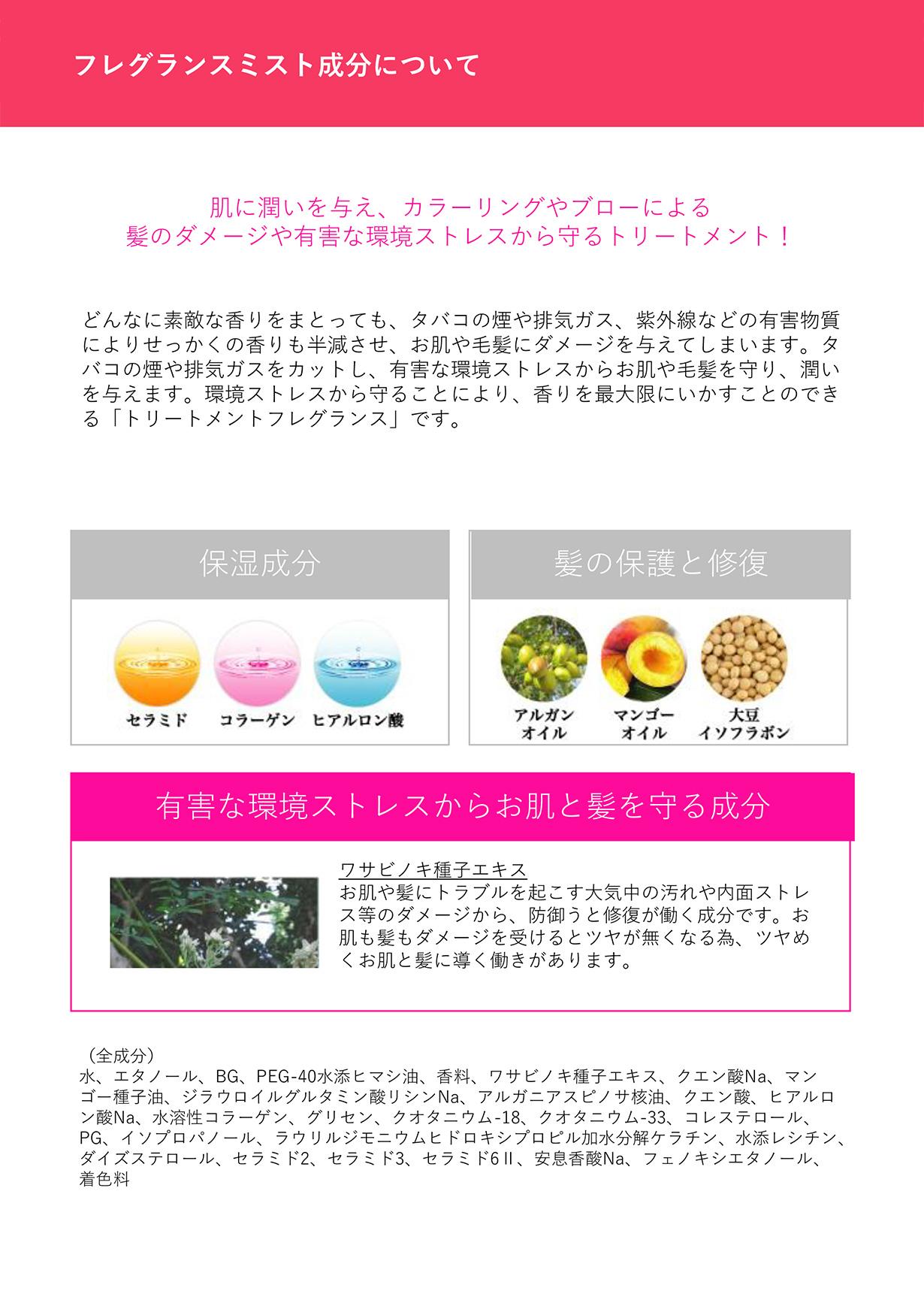 【規定書】フレグランスウォーター シェイリー(2019AW)(3)