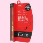 アヴァンセ ジョリ・エ ジョリ・エ リキッドアイライナー ブラック(斜め)