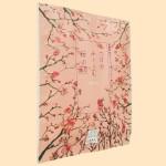 空想バスルーム つぼみふくらむ桜の頃(斜め)