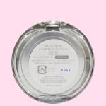 タイムシークレット ミネラルプレストクリアベール クリア【SPF12・PA+】(容器・底面)