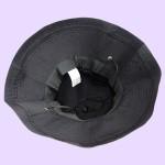 プレシャスUV 撥水サファリハット ブラック(本体・内側)