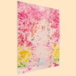 空想バスルーム いつか桜の樹の下で(斜め)