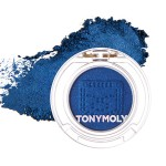 TONY MOLY(トニモリ) クリスタルシングルアイシャドウ 01 インディゴブルージーン(テクスチャー)