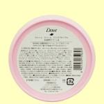 Dove(ダヴ) クリーム ピンクブロッサム(底面)